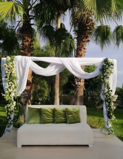 Arche fleuri-style minimaliste (1)